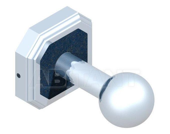 Купить Крючок THG Bathroom A3E.517 Médicis Lapis Lazuli