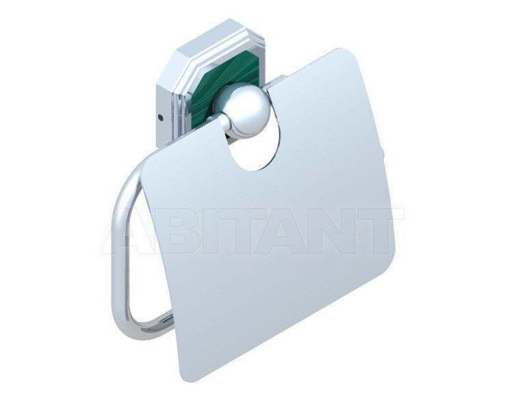 Купить Держатель для туалетной бумаги THG Bathroom A3F.538AC Medicis Malachite
