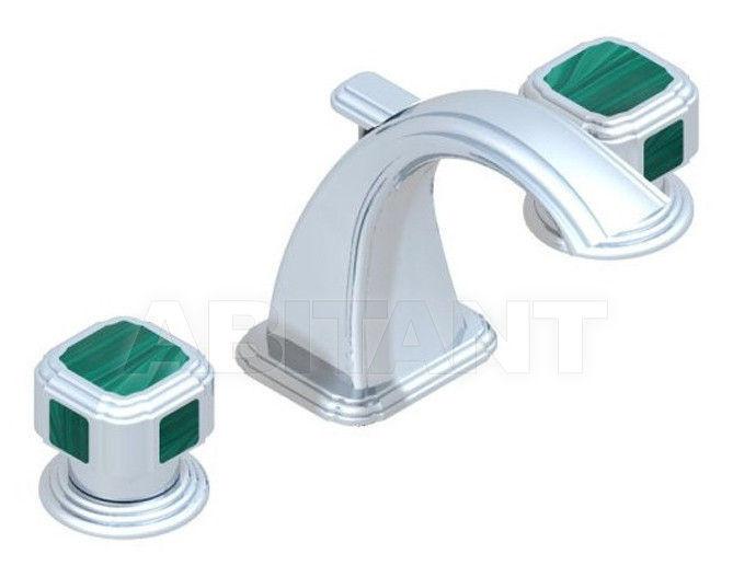 Купить Смеситель для раковины THG Bathroom A3N.151 Venezia Malachite