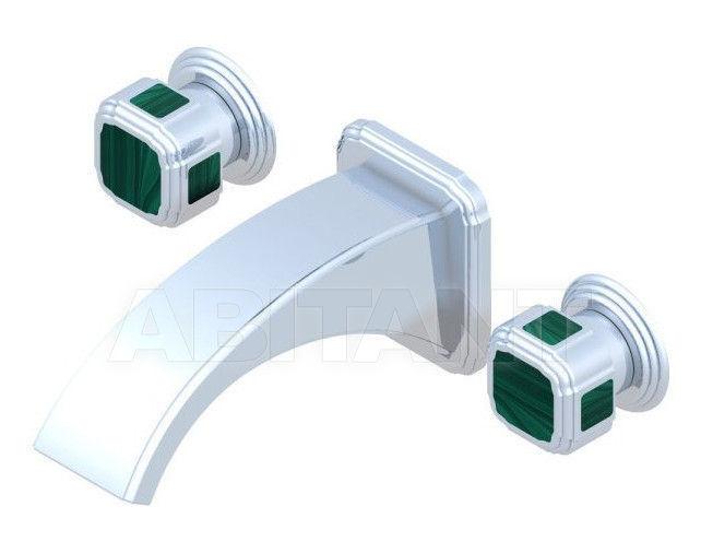 Купить Смеситель настенный THG Bathroom A3N.20GA Venezia Malachite