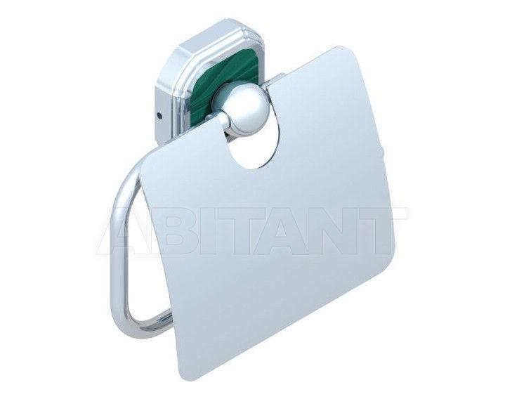 Купить Держатель для туалетной бумаги THG Bathroom A3N.538AC Venezia Malachite