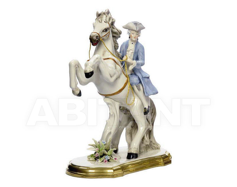 Купить Статуэтка  IMPRUDENT KNIGHTS Villari Capodimonte T.01802-002