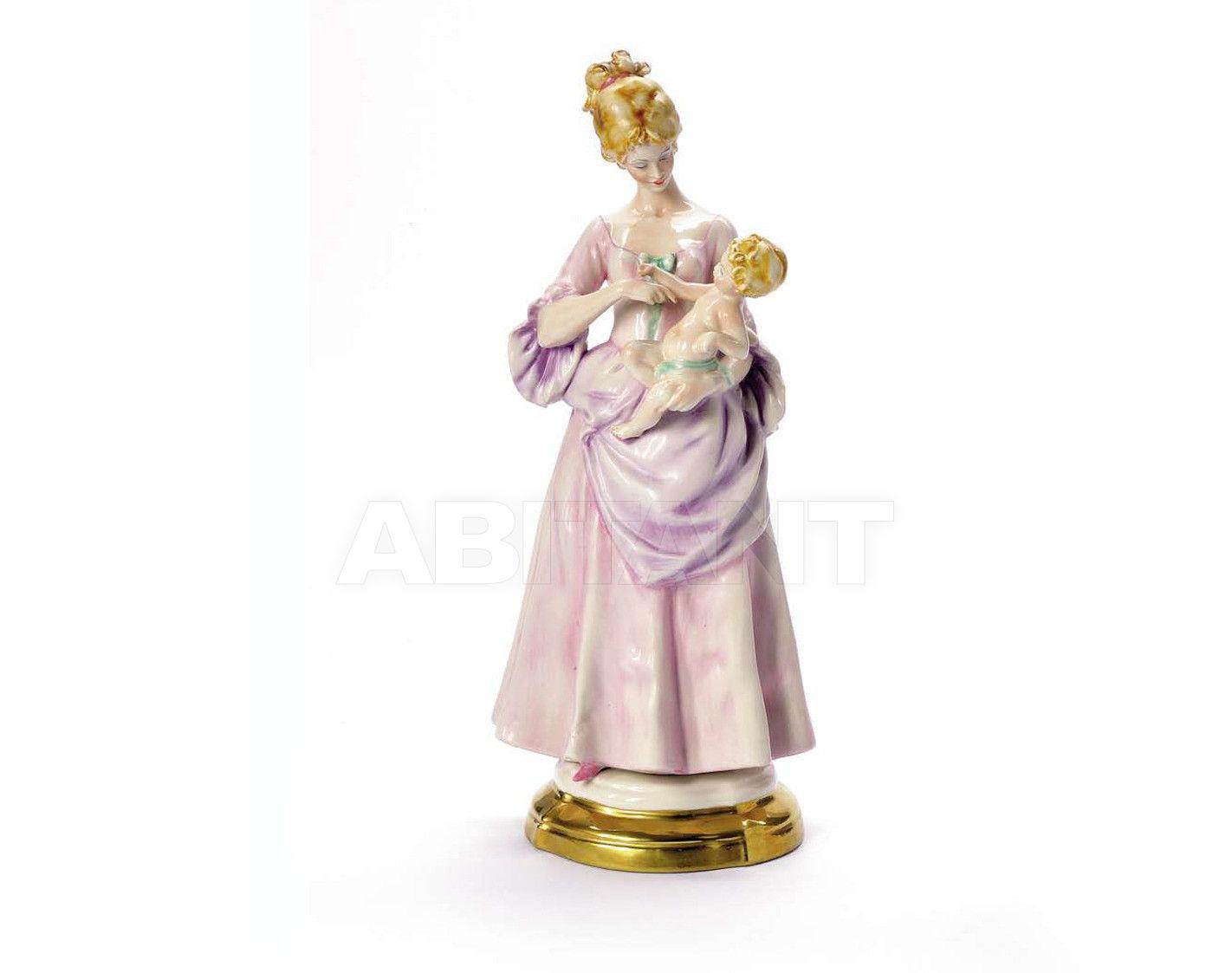 Купить Статуэтка MOTHERHOOD Villari Capodimonte T.01088-002