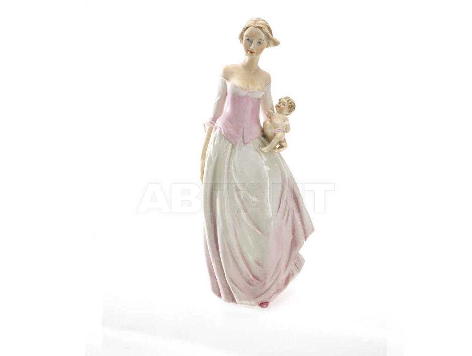 Купить Статуэтка RANYA Villari Capodimonte T.02359-002