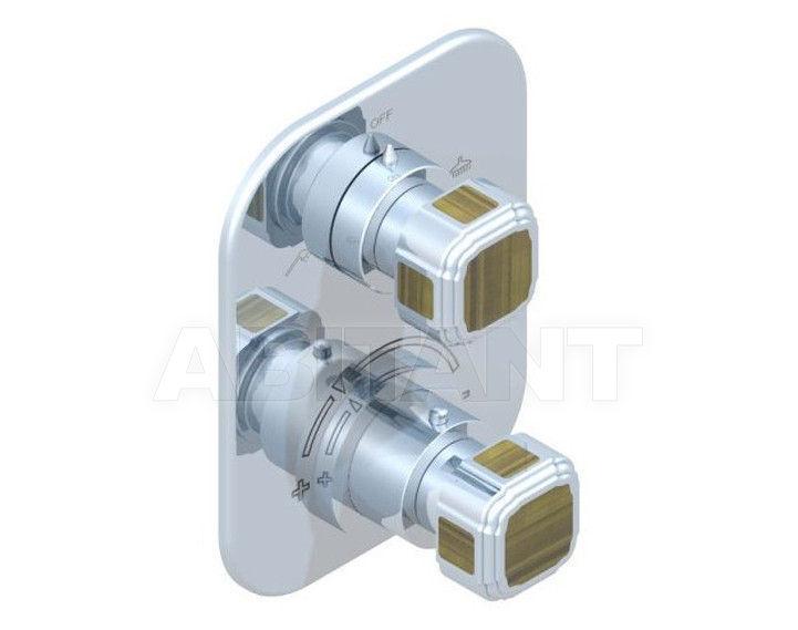 Купить Смеситель термостатический THG Bathroom A3P.5500B Venezia Tiger Eye