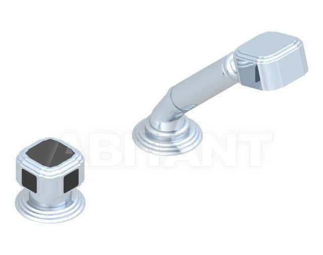 Купить Смеситель для ванны THG Bathroom A3K.6532/60A Venezia black Onyx
