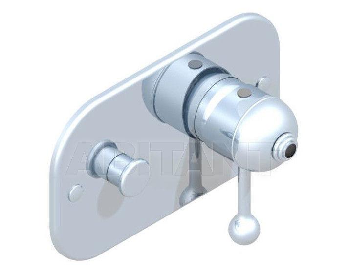 Купить Встраиваемые смесители THG Bathroom A3K.6550 Venezia black Onyx
