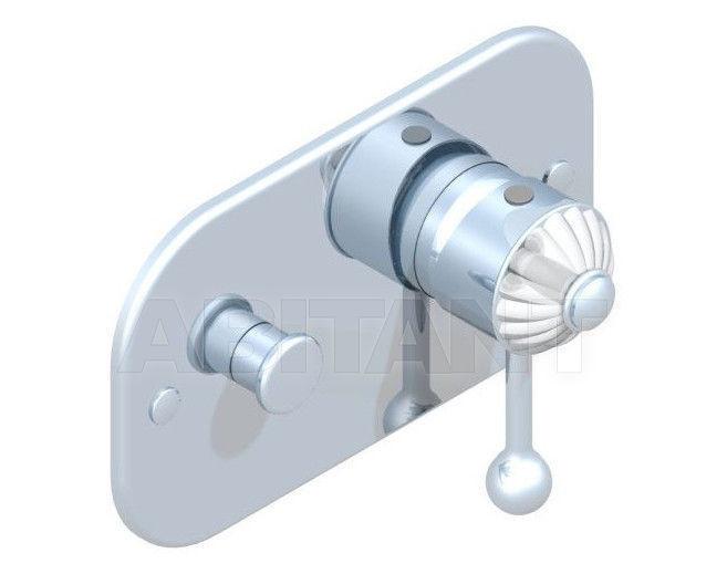 Купить Встраиваемые смесители THG Bathroom A9B.6550 Jaipur satin crystal