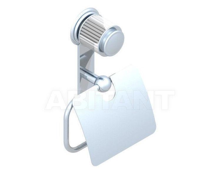 Купить Держатель для туалетной бумаги THG Bathroom A9B.538AC Jaipur satin crystal