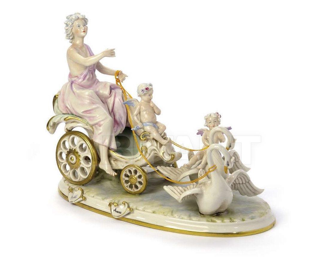 Купить Статуэтка BACCHUS Villari Capodimonte T.02012-002
