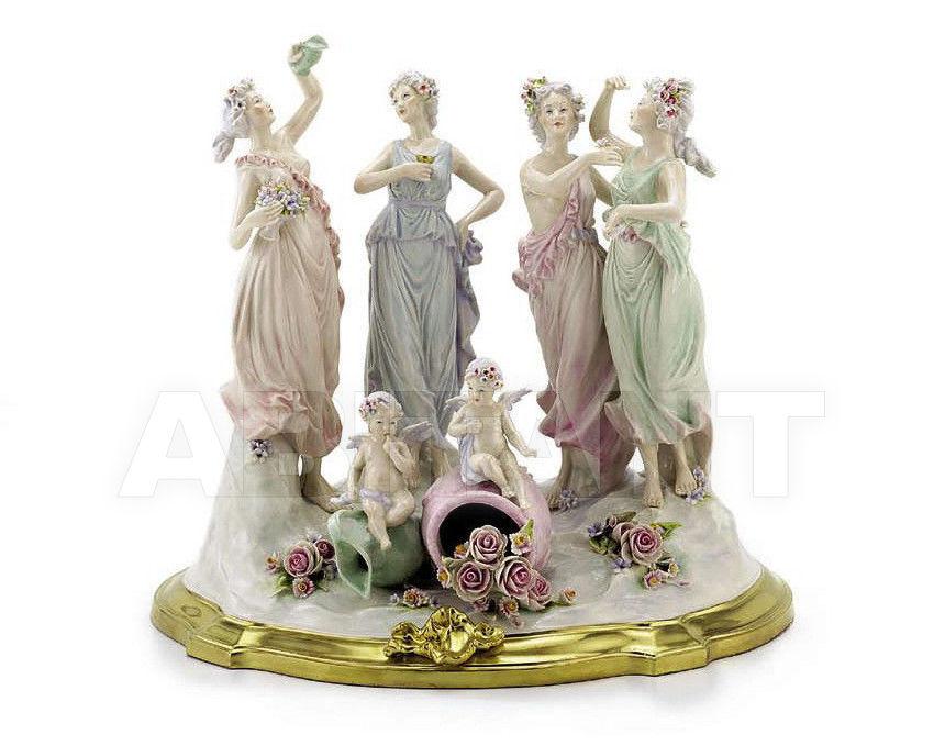 Купить Статуэтка THE BACCHANTES Villari Capodimonte T.01562-002