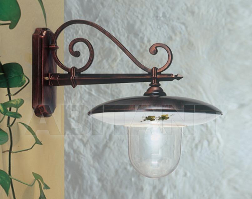 Купить Фасадный светильник Ferroluce Genova A670 AP