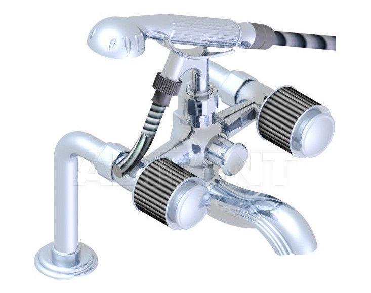 Купить Смеситель для ванны THG Bathroom A9C.13G Jaipur black Onyx