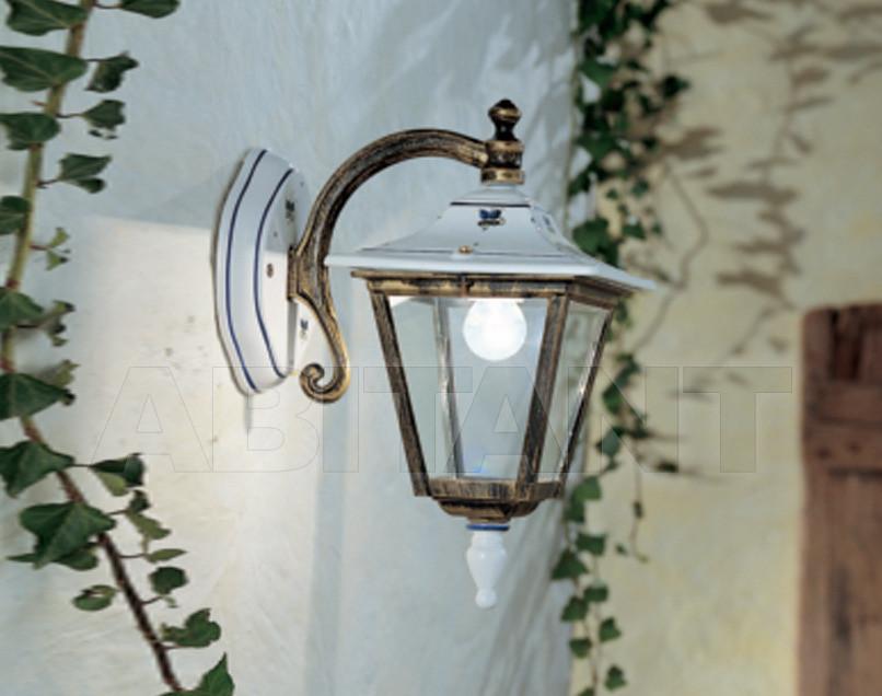 Купить Фасадный светильник Ferroluce Esterni A386 AP