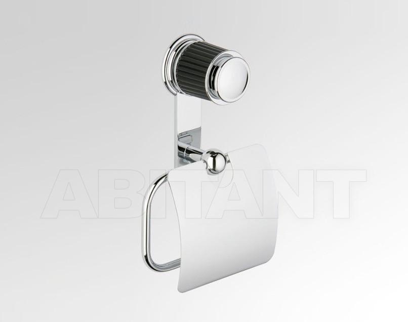Купить Держатель для туалетной бумаги THG Bathroom A9C.538AC Jaipur black Onyx