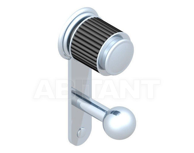 Купить Крючок THG Bathroom A9C.517 Jaipur black Onyx