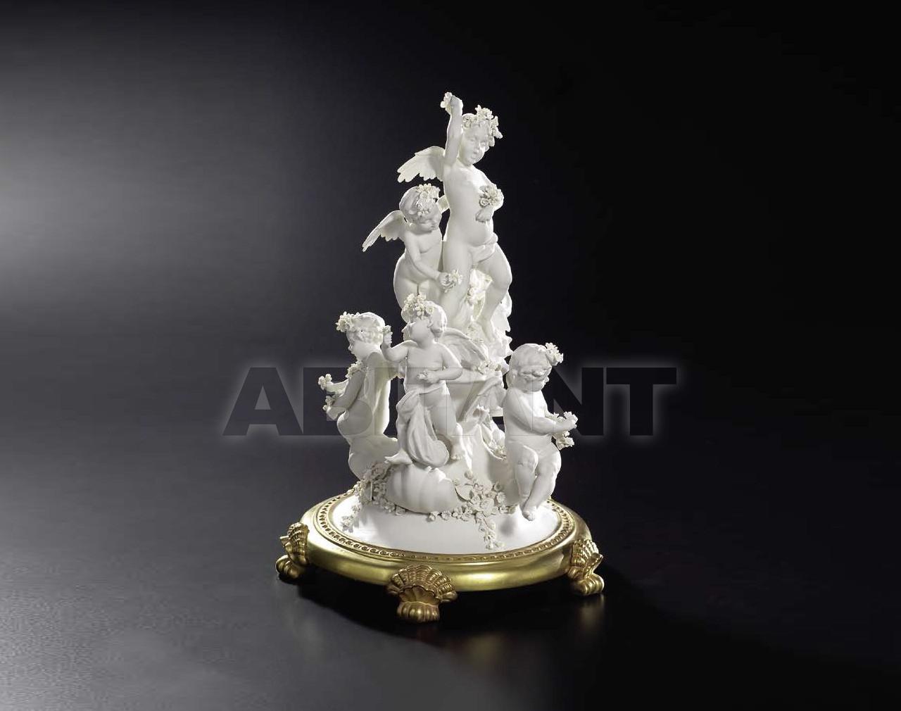 Купить Статуэтка ANGEL HARMONY Villari Capodimonte 0002108-007