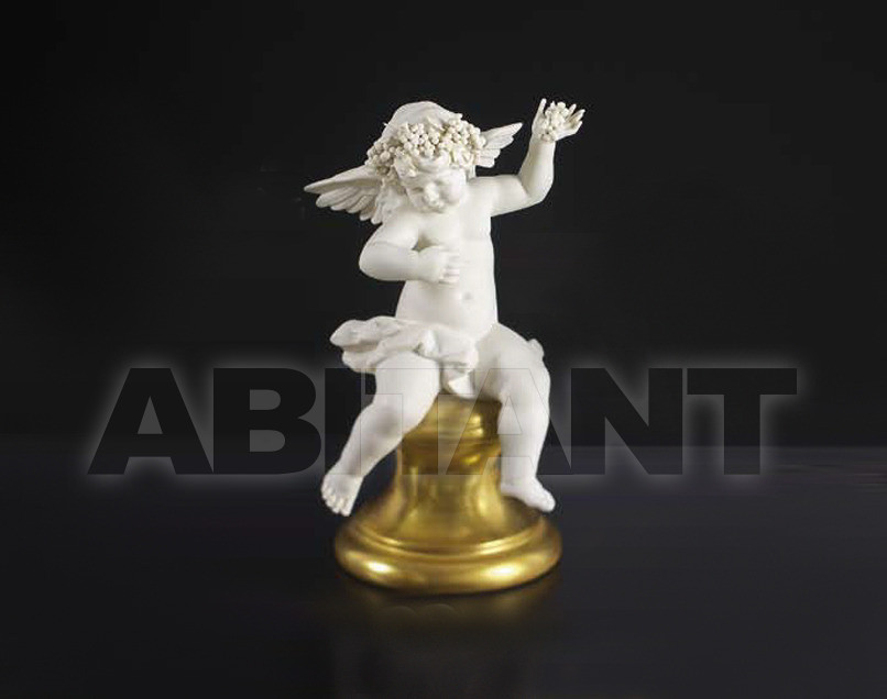 Купить Статуэтка AUTUMN ANGEL Villari Capodimonte 0001846-007