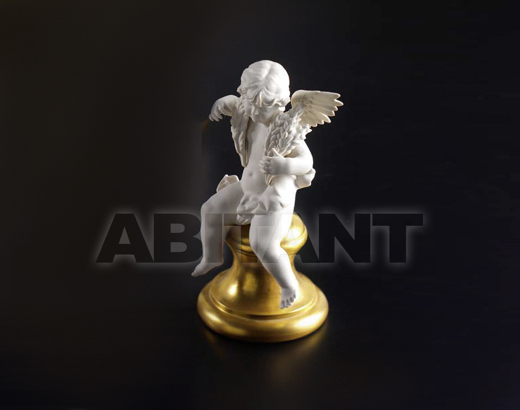 Купить Статуэтка WINTER ANGEL Villari Capodimonte 0001847-007