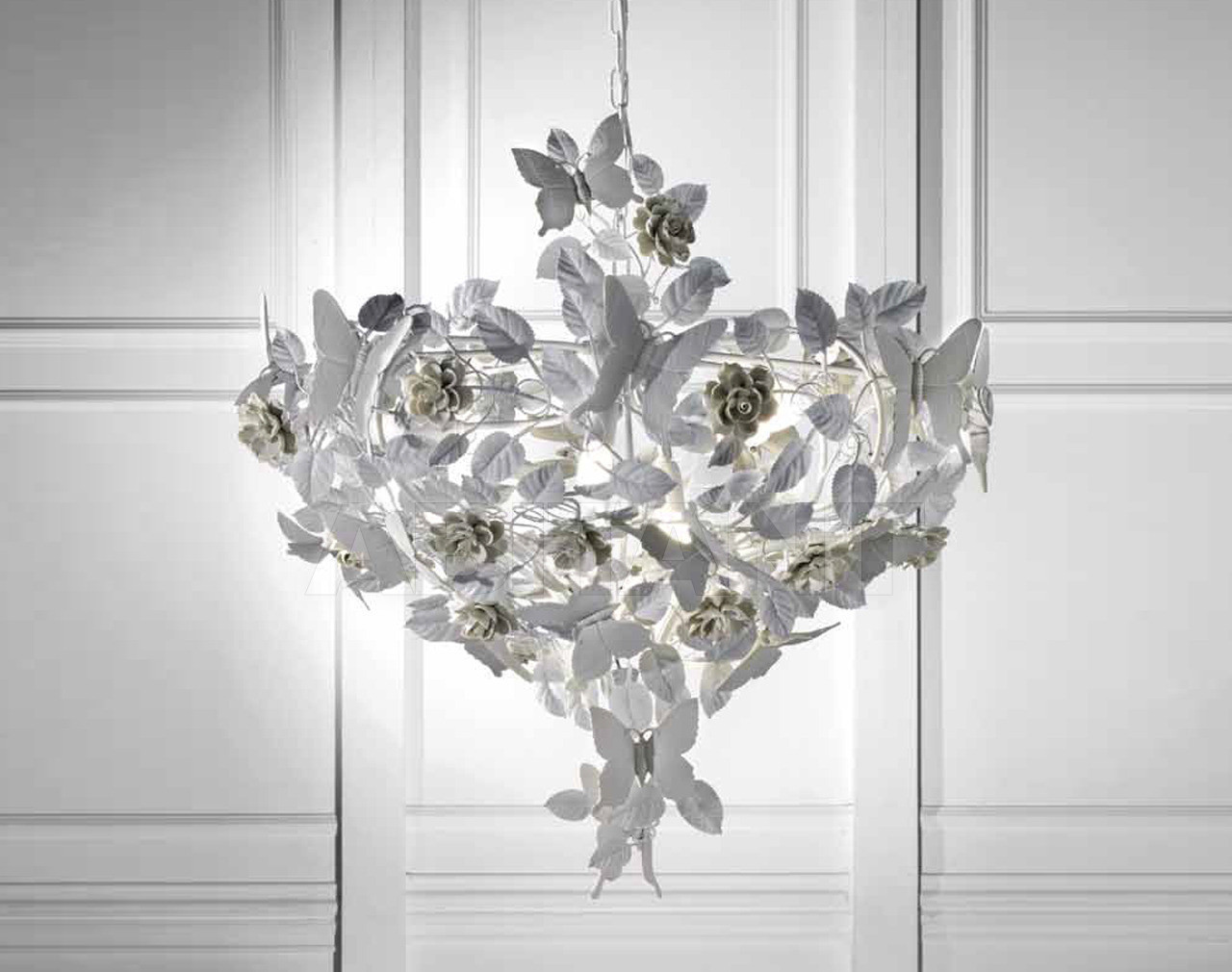 Купить Люстра BUTTERFLY CHANDELIER Villari Home And Lights 4202925-101