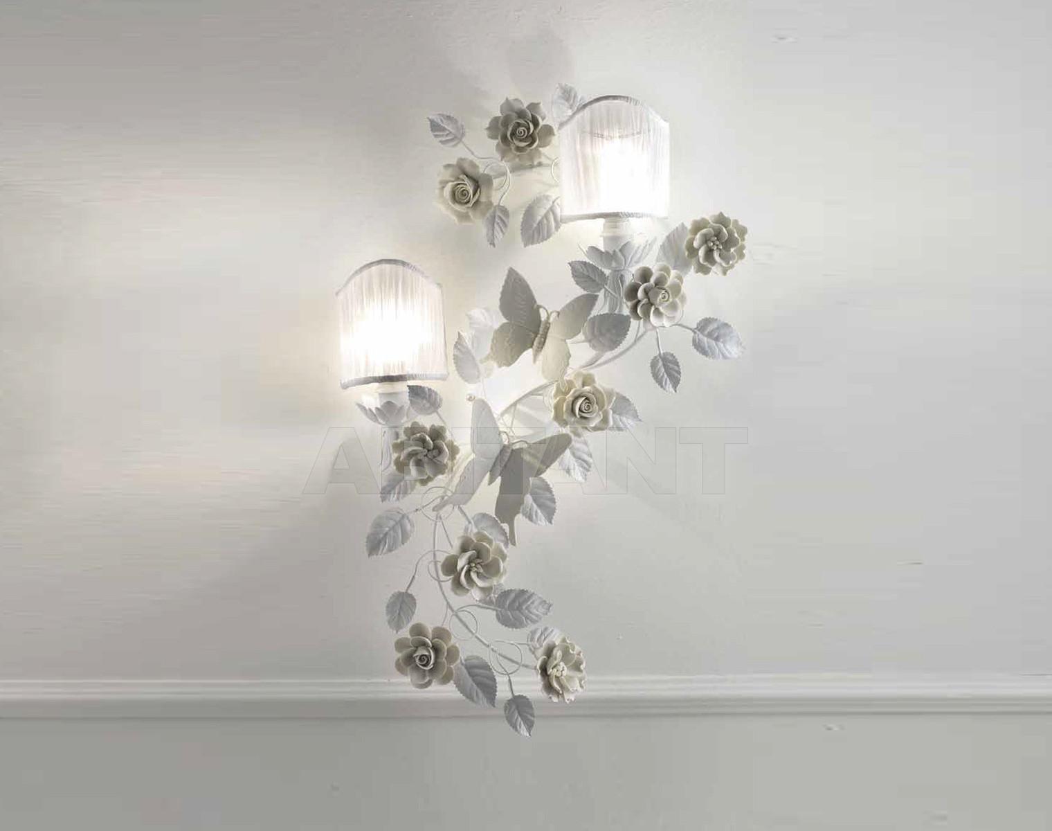Купить Бра MADAME BUTTERFLY 2 LIGHTS Villari Home And Lights 4202928-101