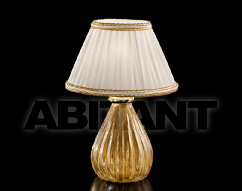 Купить Лампа настольная Sylcom s.r.l. Suite 1395 CP CR.ORO