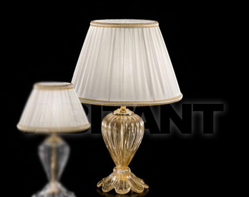 Купить Лампа настольная Sylcom s.r.l. Suite 1462/35 SP ORO