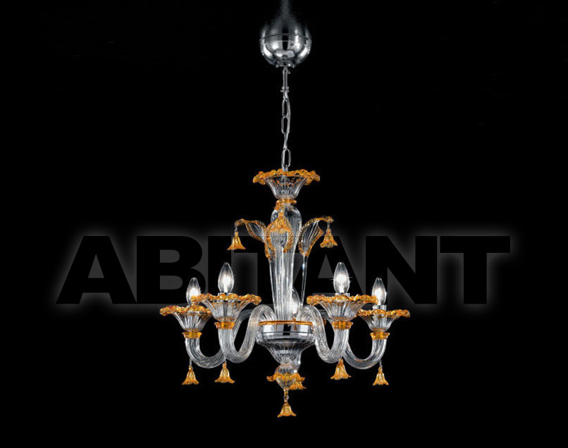 Купить Люстра Sylcom s.r.l. Soffio 1463/5 MINI CR.A