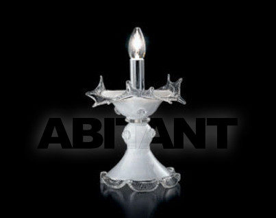 Купить Лампа настольная Sylcom s.r.l. Segno 1377/L BL CR
