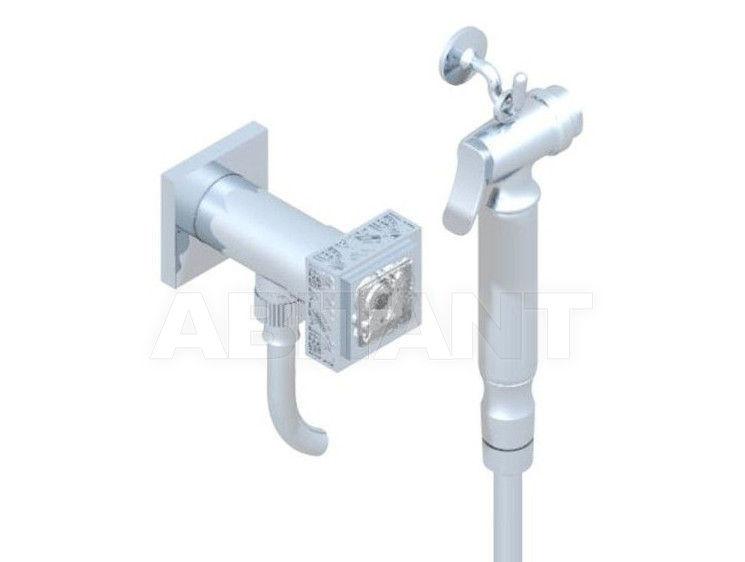 Купить Гигиенический душ THG Bathroom A2T.5840/8 Masque de Femme, engraved metal