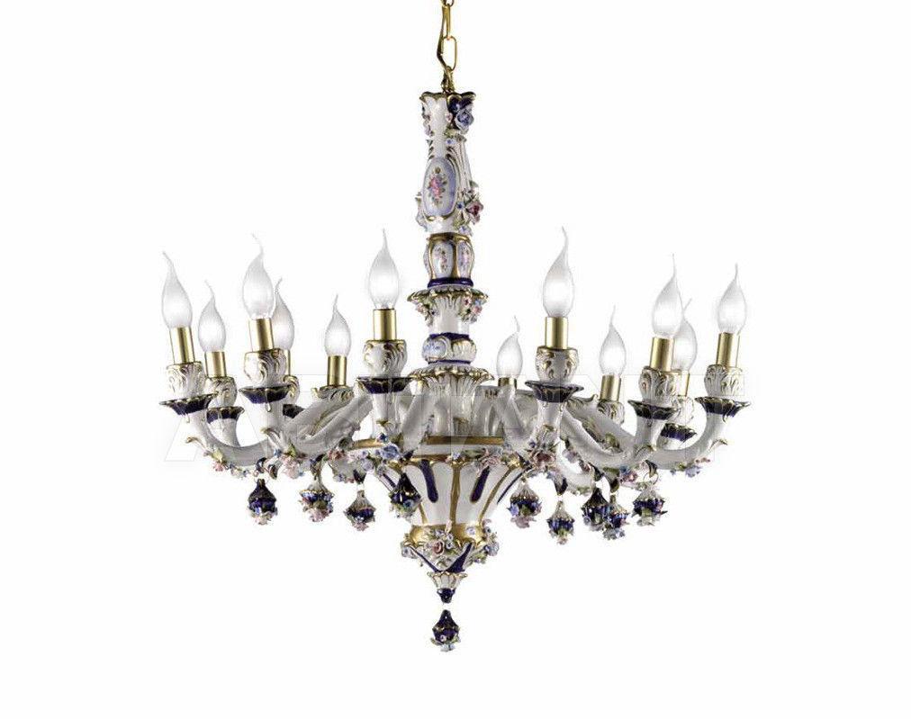 Купить Люстра Villari Home And Lights 0000067-304