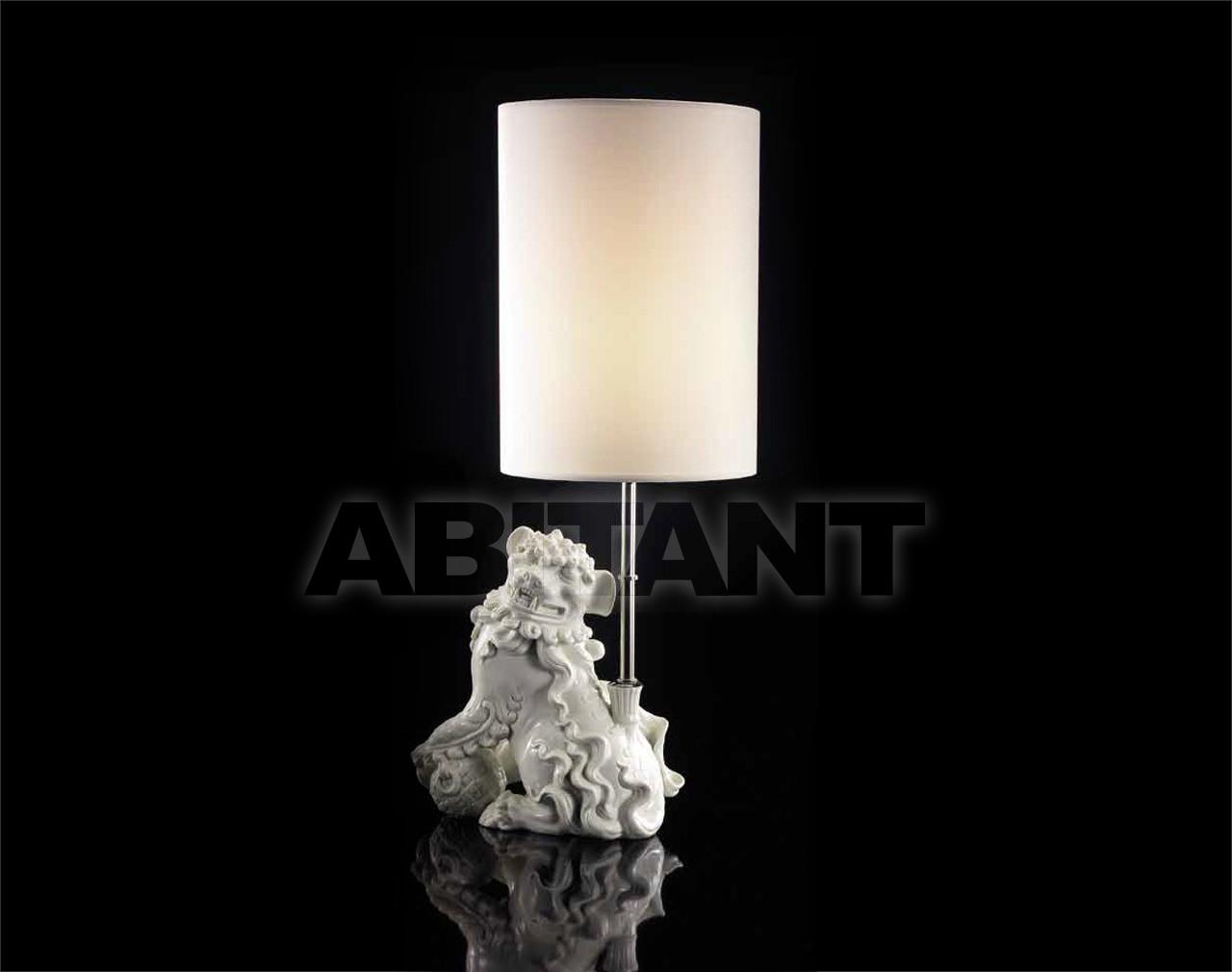 Купить Лампа настольная FO'S DOG LAMP (RIGHT) Villari Grande Opera Ii 0000484-102
