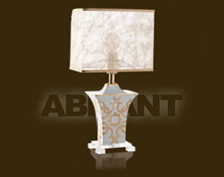 Купить Лампа настольная Le Porcellane  Home And Lighting 5463/BO