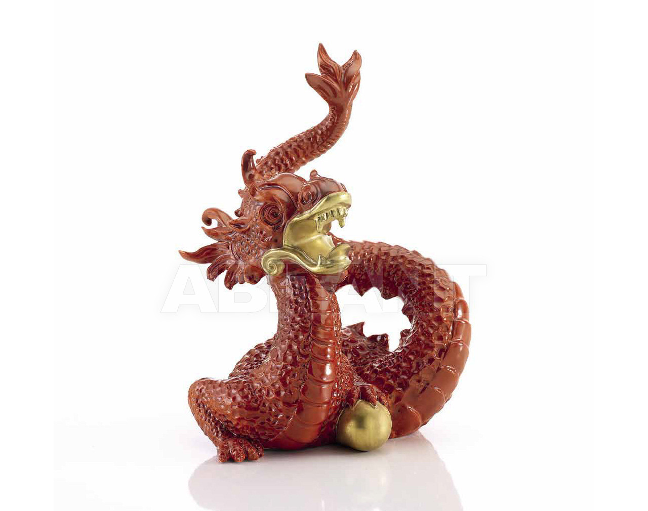 Купить Статуэтка GERMANOS DRAGON Villari Grande Opera Ii 0002816-502