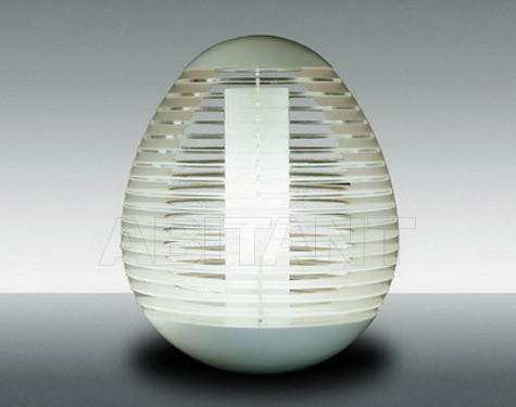 Купить Лампа настольная Penta Tavolo 0405-03-20 LARGE OVAL white