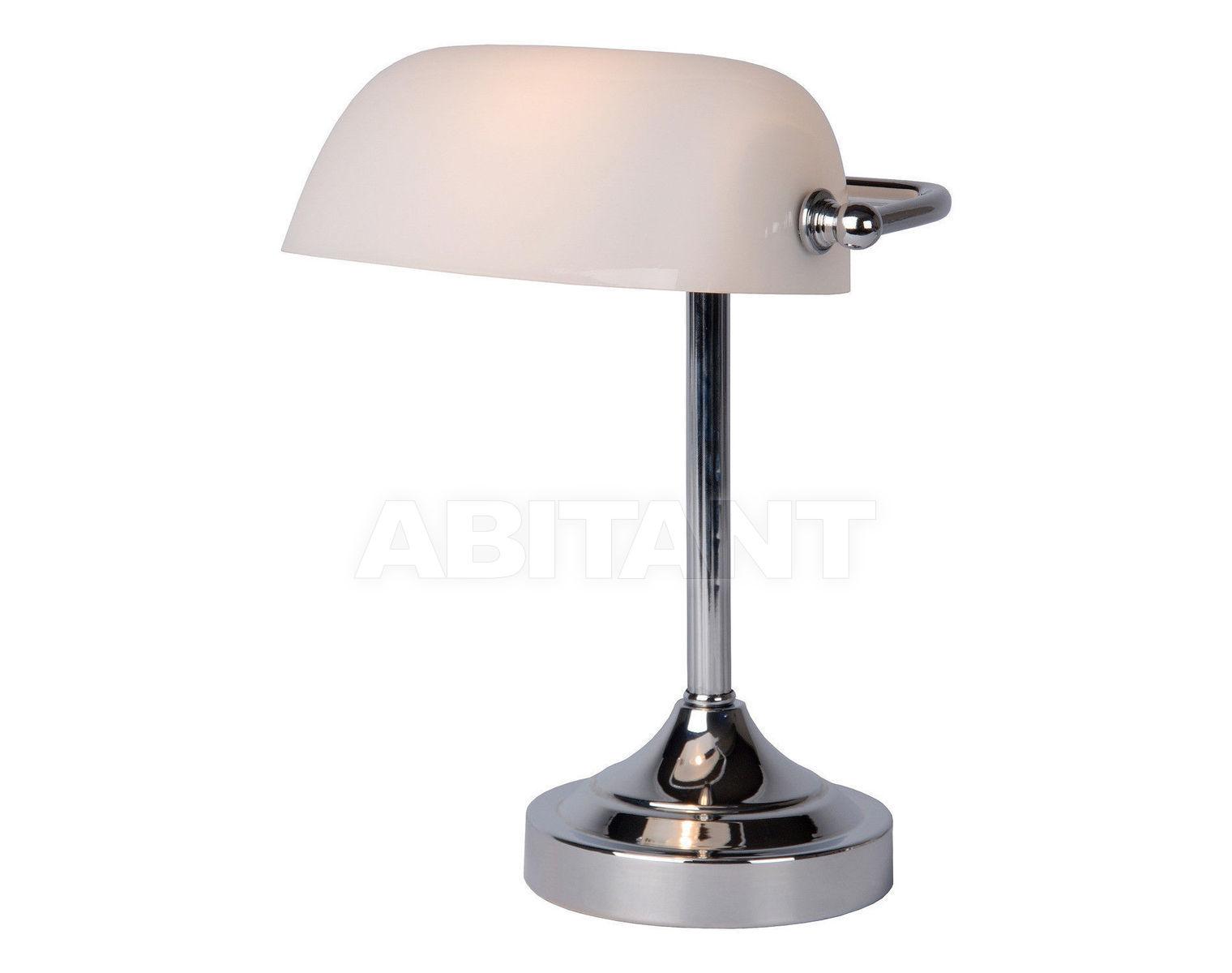 Купить Лампа настольная BANKER Lucide  Office 17504/01/11