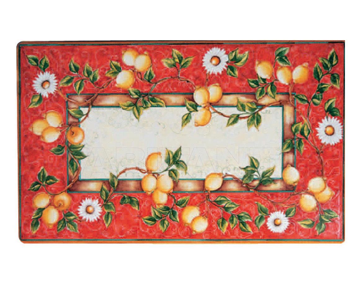 Купить Топ Domiziani Classic Sun sun 127 rosso 180 x 100