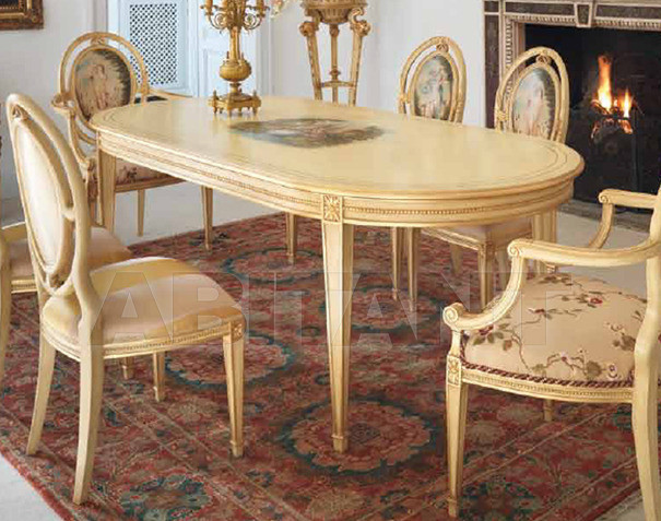 Купить Стол обеденный Galimberti Lino Sala Da Pranzo 1227/T