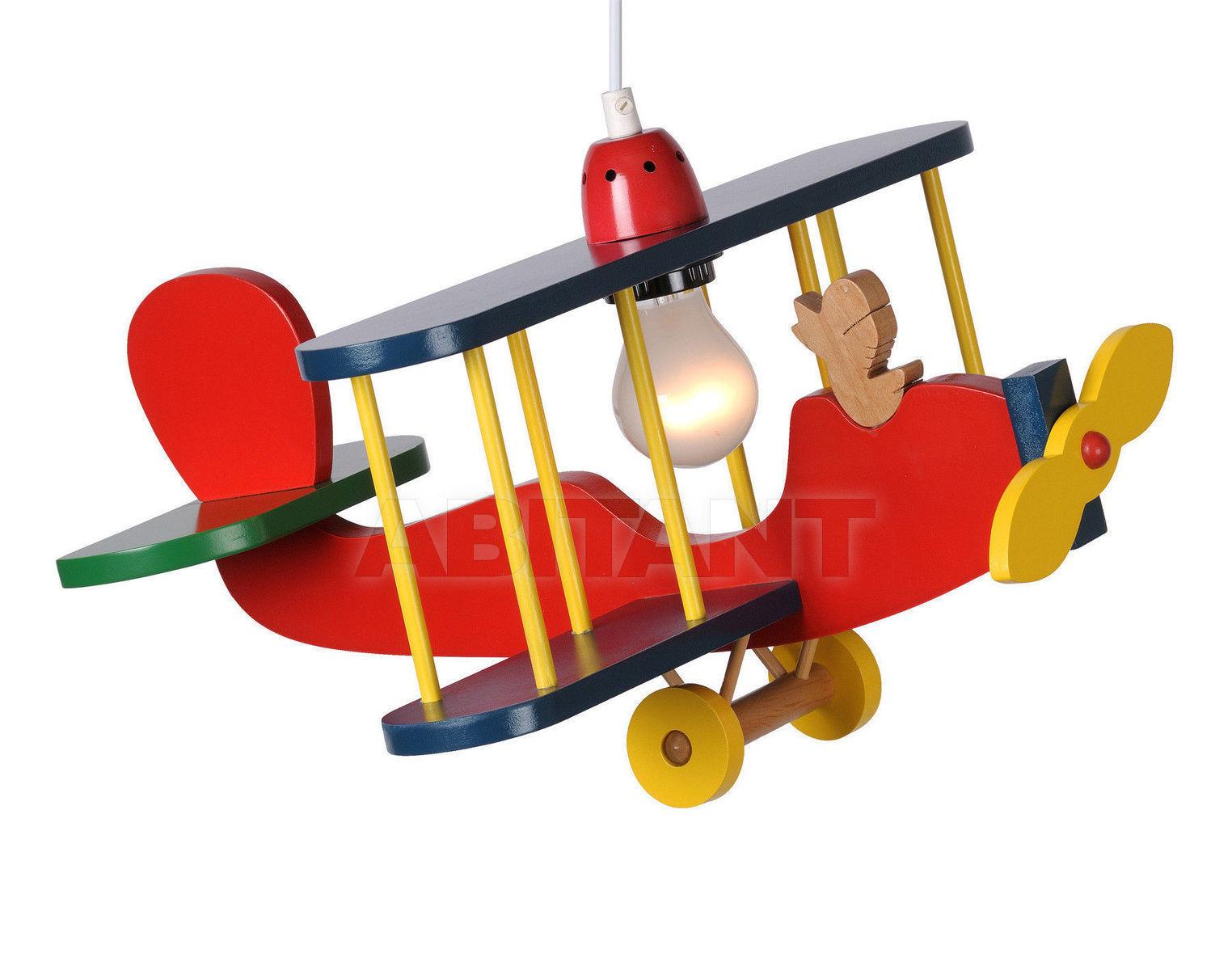 Купить Светильник для детской DOUBLEDECKER Lucide  Kids 77465/01/99