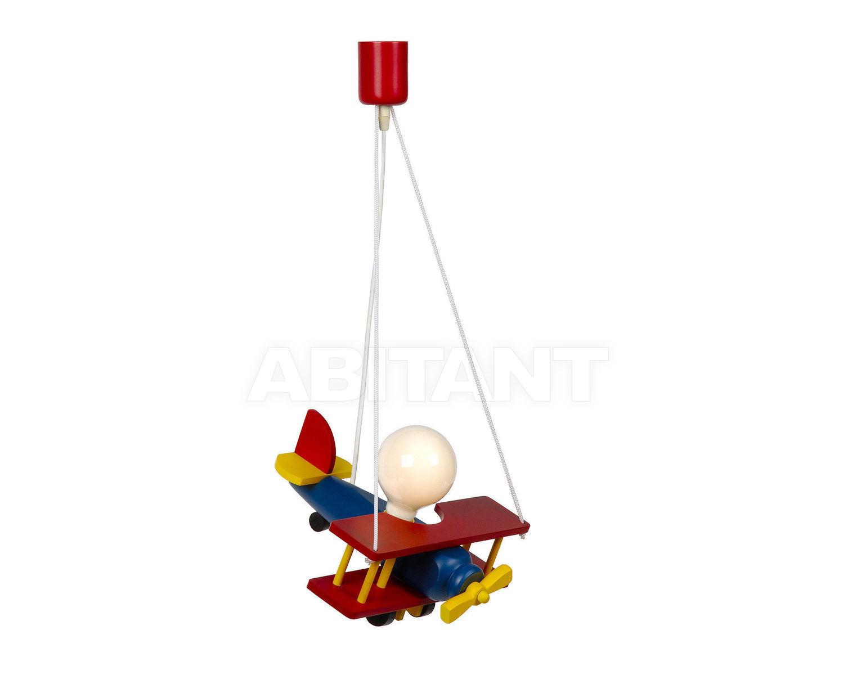 Купить Светильник для детской AIRPLANE Lucide  Kids 77456/01/32