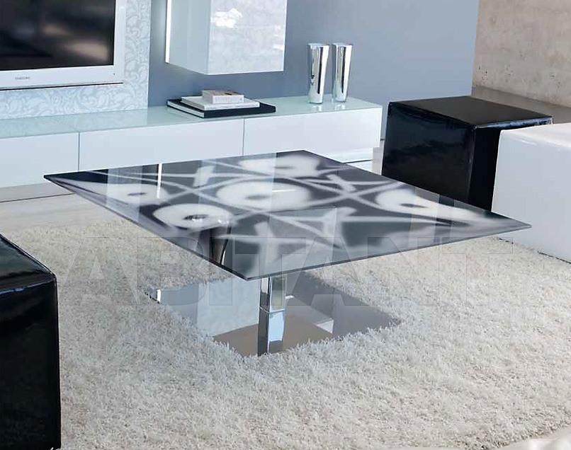 Купить Столик журнальный Unico Italia Zero Quattro TVL018