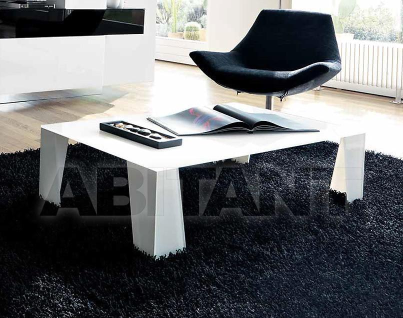 Купить Столик журнальный Unico Italia Zero Quattro TVL034