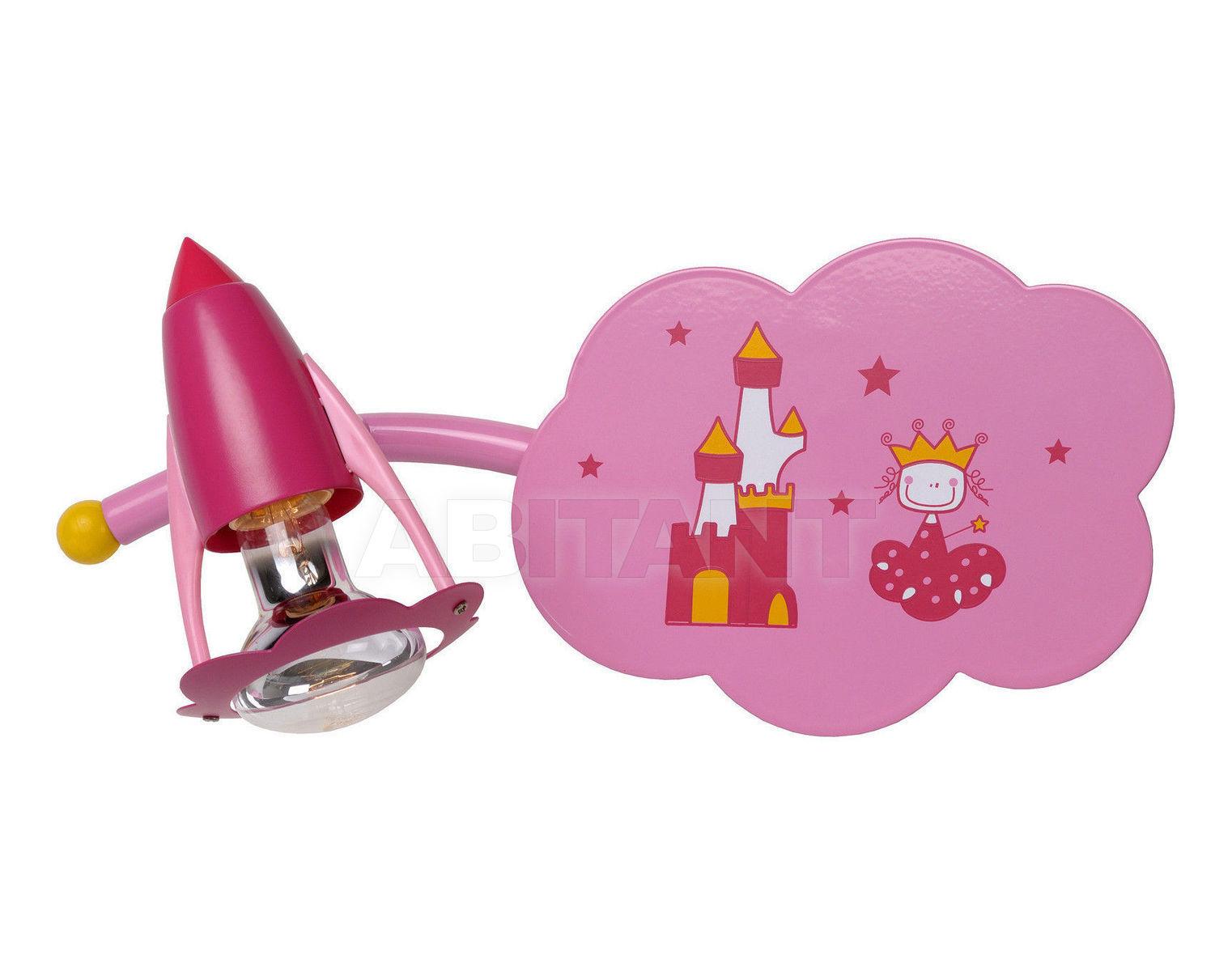 Купить Светильник для детской PINKY Lucide  Wall & Ceiling Lights 77273/01/66