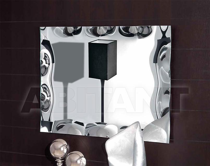 Купить Зеркало настенное Unico Italia Zero Quattro SPE004