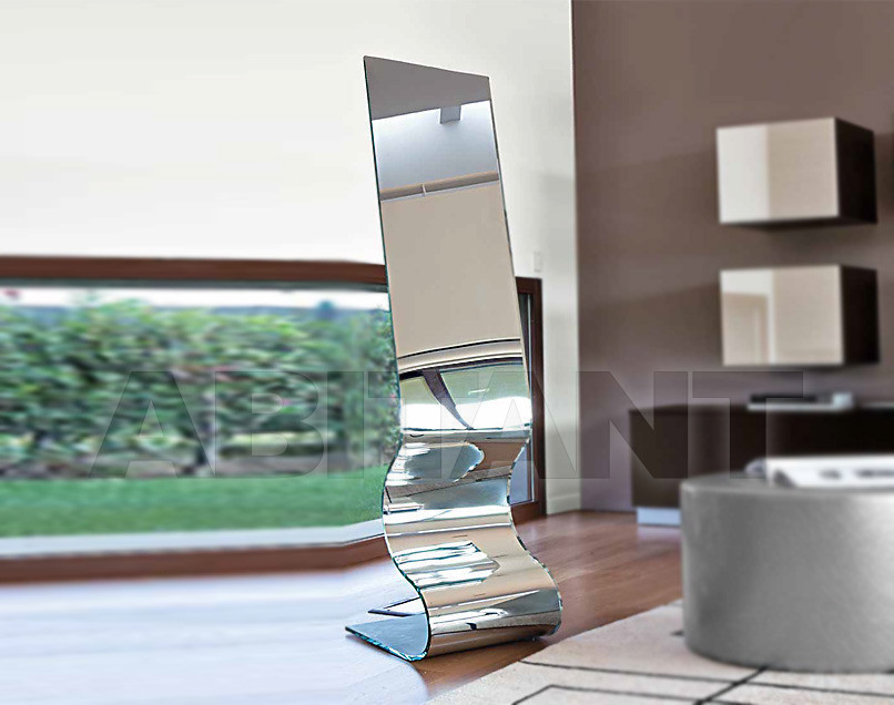 Купить Зеркало напольное Unico Italia Zero Quattro SPE019