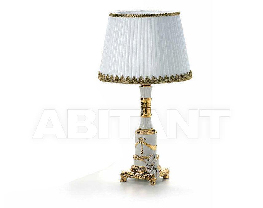 Купить Лампа настольная Villari Gold 10.0336-004