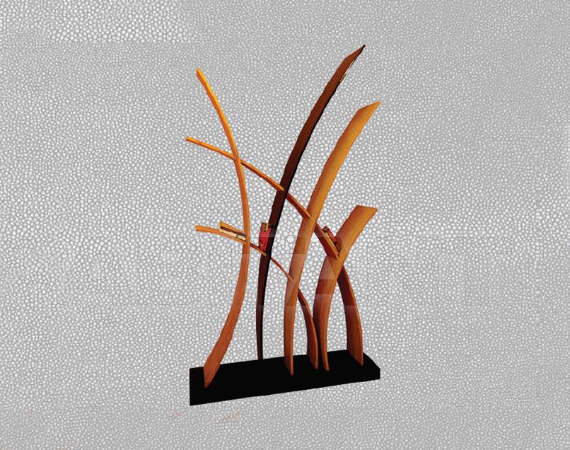 Купить Интерьерная миниатюра Naga Design Furniture PH007