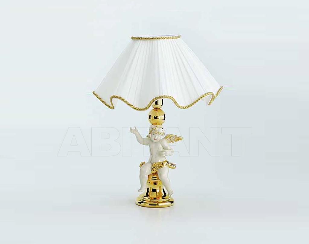 Купить Лампа настольная Villari Gold 10.0251-004