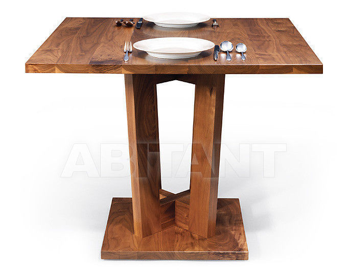 Купить Столик кофейный Altura Furniture 2013 Solo Cafe 2x27'x36' (топ круглый или квадратный) / NATURAL 2