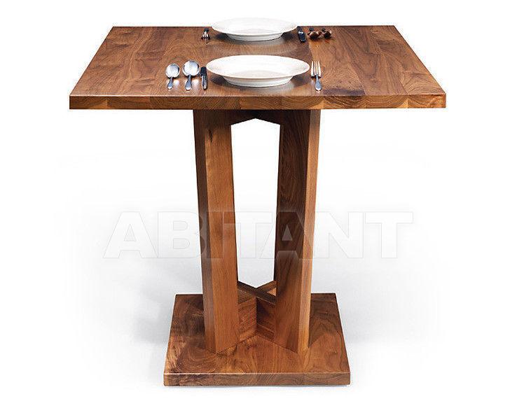 Купить Столик кофейный Altura Furniture 2013 Solo Cafe 2x27'x42' (топ круглый или квадратный) / NATURAL 2